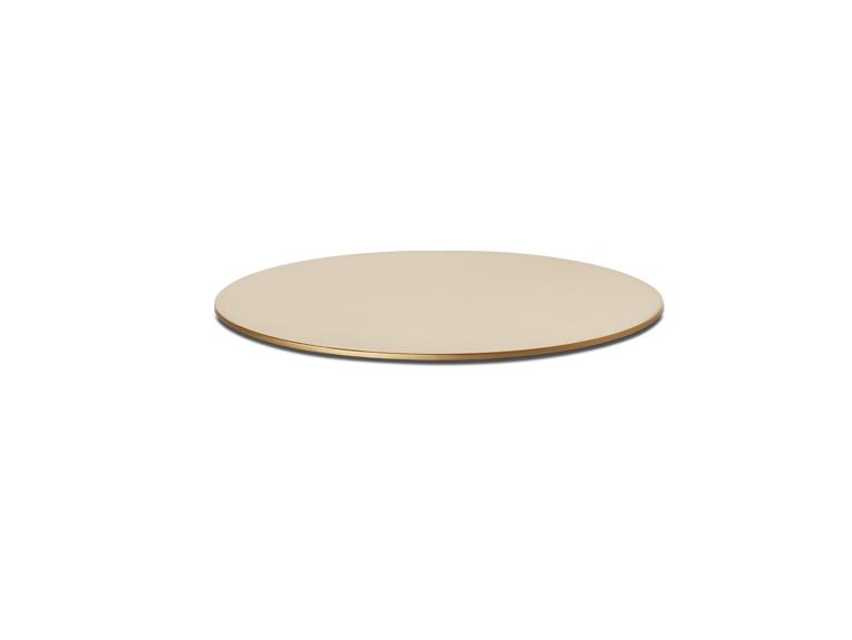 ognidove tavolo base oro 1